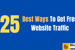 free website traffic
