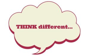 get paid to write - think different