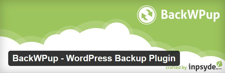 backWpup wordpress backup plugin