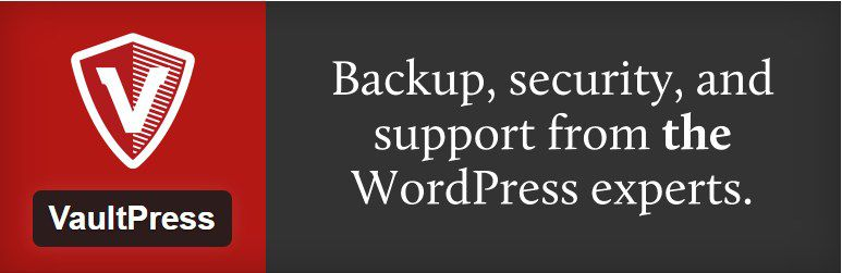 vautlpress backup plugin