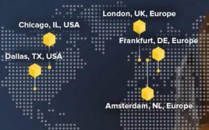 hosting-server-locations
