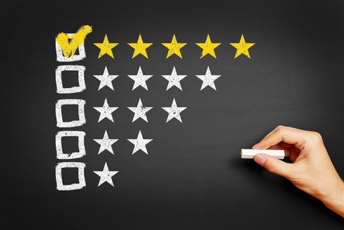 how to choose a we host by customer reviews