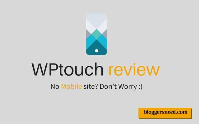 WPtouch Review