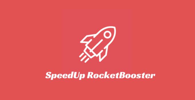 fastcomet speedup rocketbooster