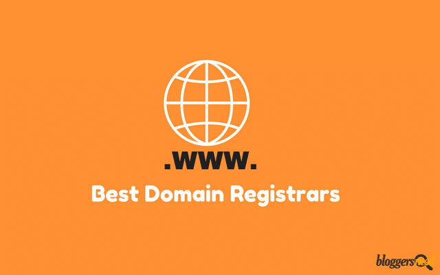 Best Domain Registrars 2018