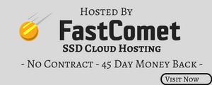 FastComet Hosting
