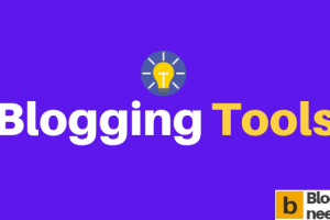 Top blogging tools