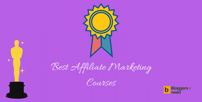 Best Affiliate Marketing Courses