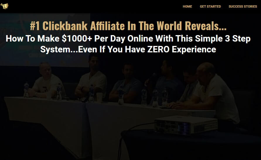 Commission hero is the top affiliate marketing course