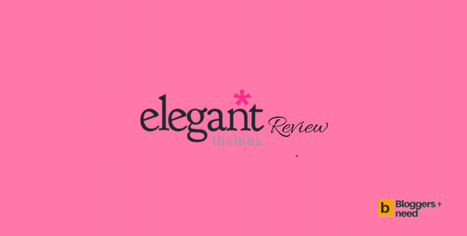 Elegant Themes Review 2018