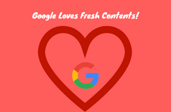 Google loves contents