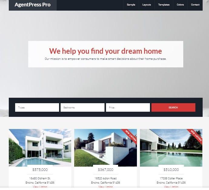 agentpress pro studiopress theme