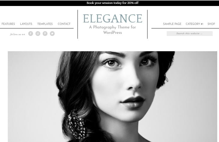 elegance pro theme