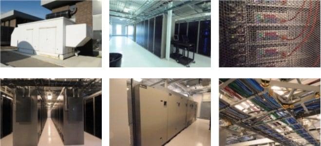 Data centers A2 hosting