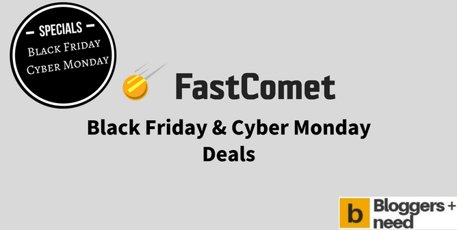 2017 FastComet Black Friday