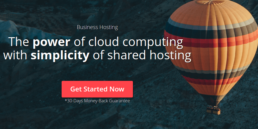 Business Hosting Plan in Hostinger