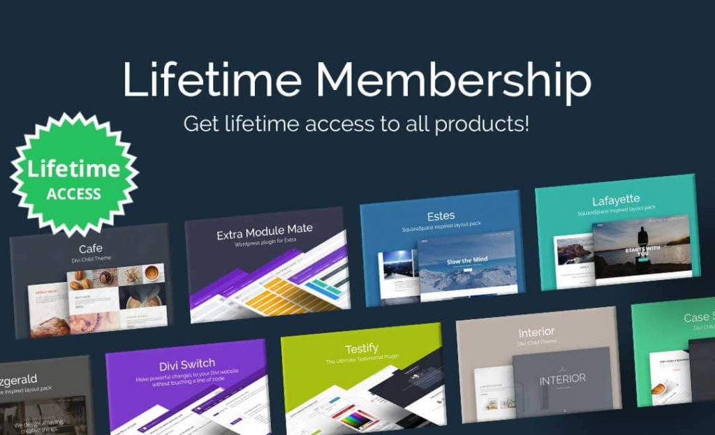 Divi Space Lifetime Coupon