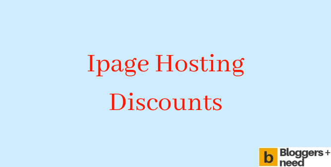Ipage Coupon Codes Offers Discounts