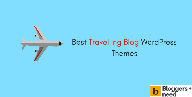 Best Travel Blog WordPress Themes Impressive & Stunning