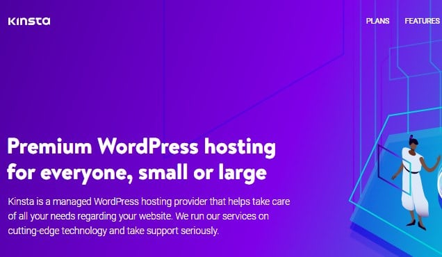 Kinsta Black Friday Web Hosting Deal 2018