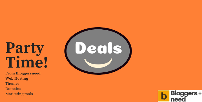 WordPress Deals & Coupons For Web Hosting, Themes, Domains and Email Marketing tools