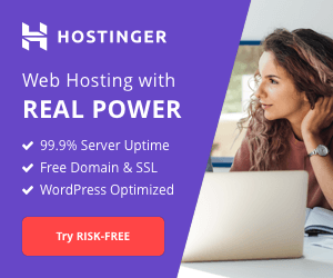 Buy Hostinger Plan