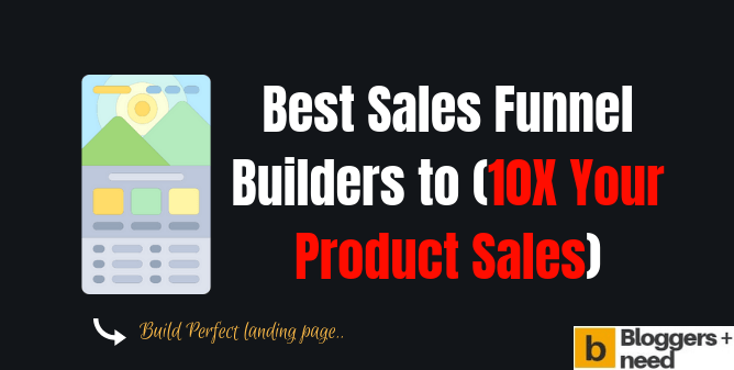 Best Sales Funnel Builders for 2020