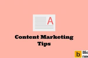 10 Content marketing tips for beginners