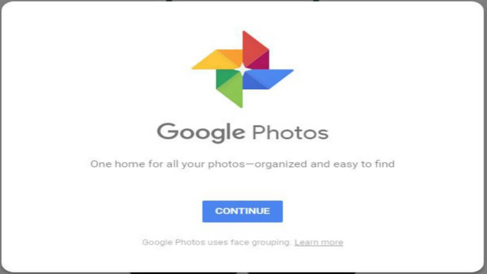 Free image hosting sites - Google photos