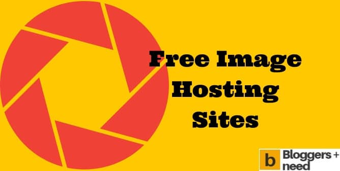 List of Image Hosting Sites