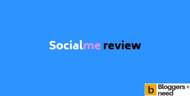 Socialme theme review