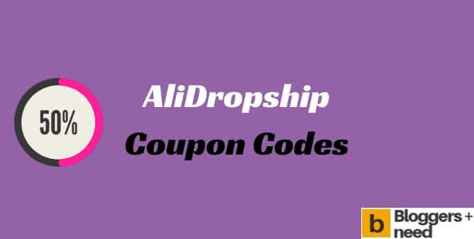 Alidropship Coupon Codes 2021
