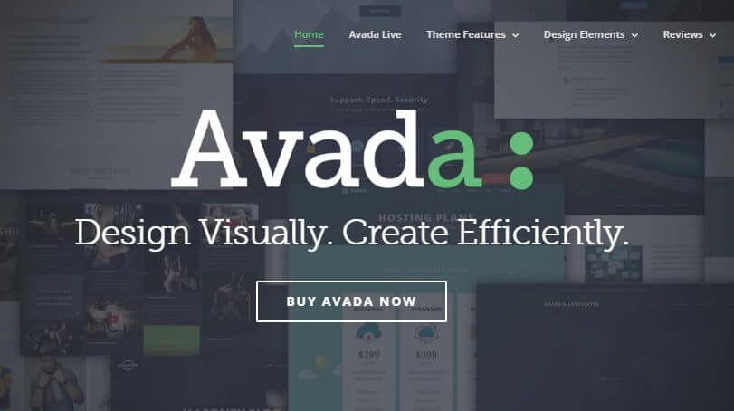 Avada - Best WordPress Theme