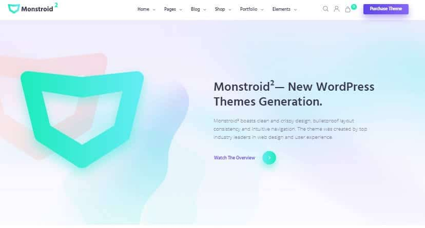 Monstroid2 - Multipurpose Elementor WordPress Theme