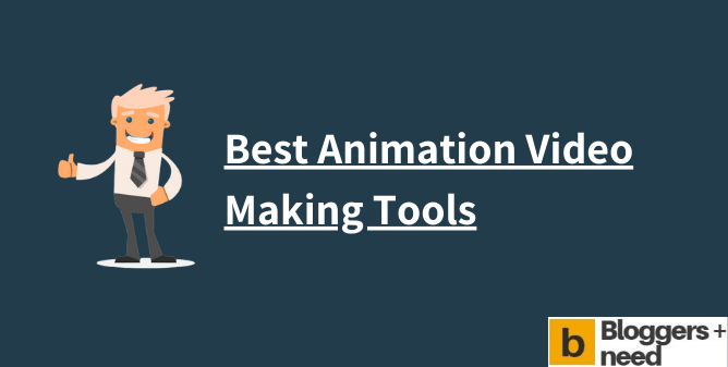 Best Animation Video Maker Tools
