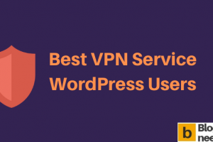 Best vpn service for Wordpress users