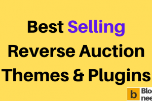 Best Reverse Auction WordPress Themes And Plugins