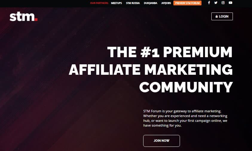 Stm forum - Popular affiliate marketing Community