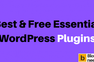 Best WordPress Free Plugins