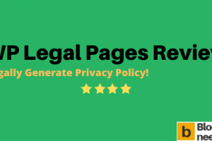 WP Legal Pages Review