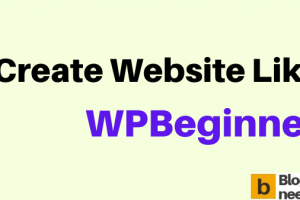create wpbeginner theme
