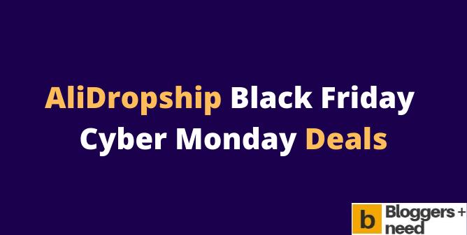 AliDropship Black Friday Deal
