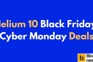 Helium 10 Black Friday & Cyber monday Deal poster
