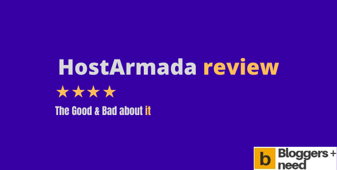 HostArmada review