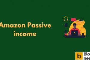 amazon passive income