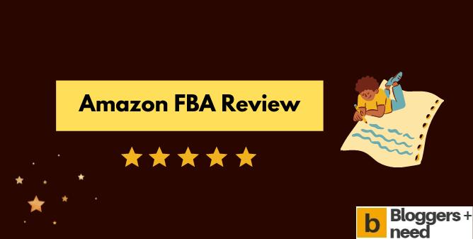 Amazon FBA Review