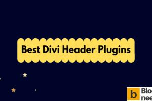 Best Divi Header Plugins